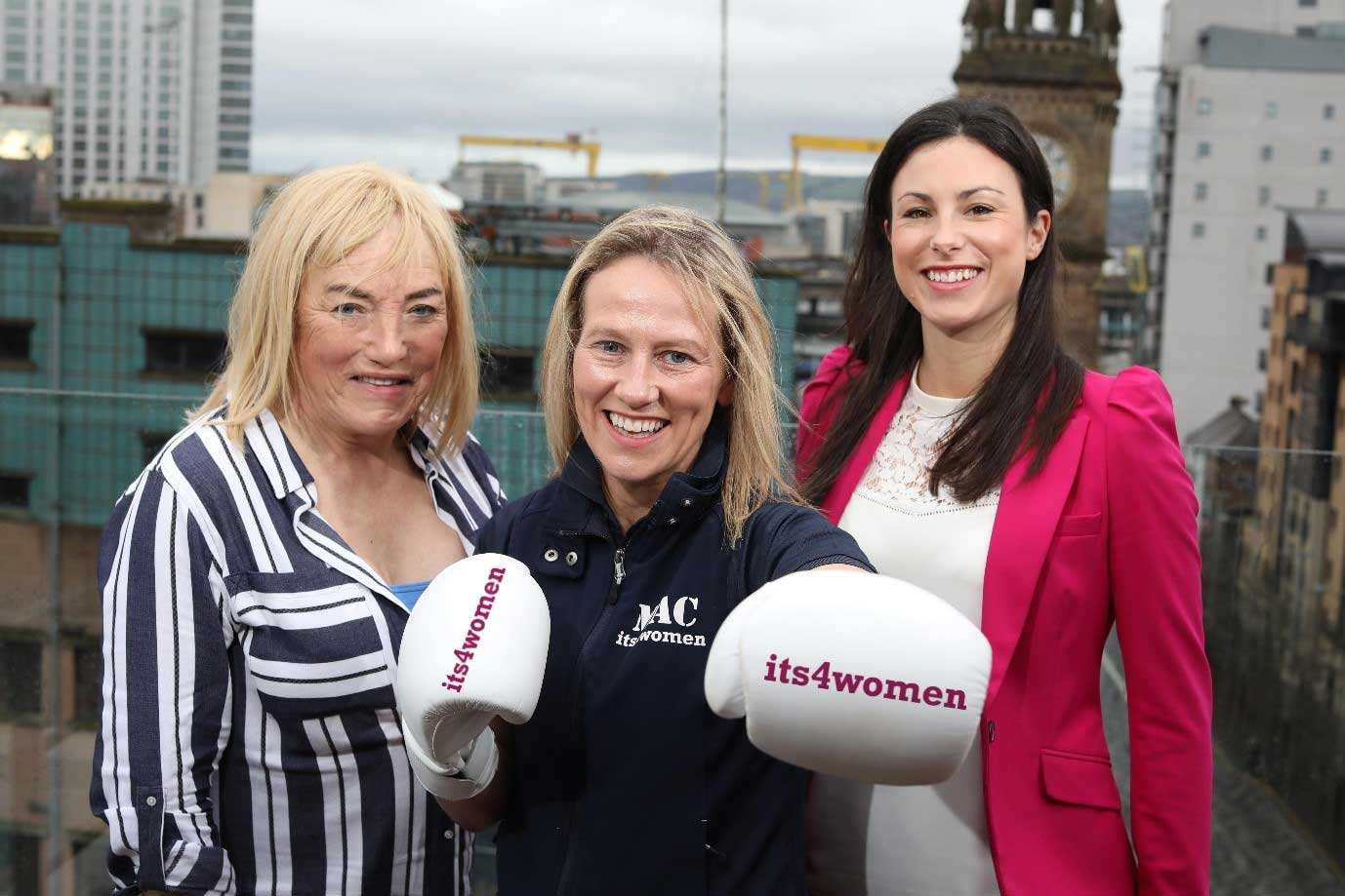Cathy McAleer: Punching into 2020 with First Boxing Bout