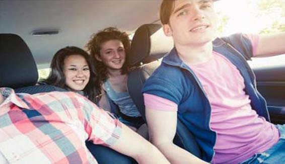 Benefits of Telematics for Parents (and young drivers)