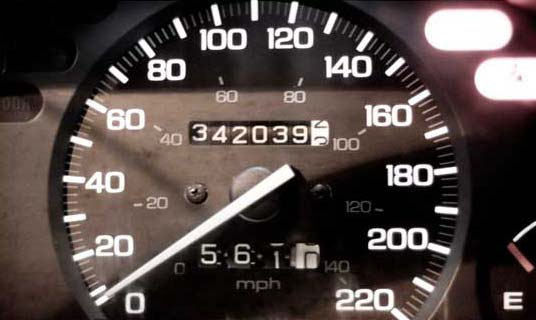 Car clocking costs consumers €60m yearly