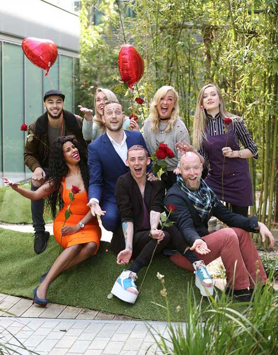 We're sponsoring First Dates on RTE2