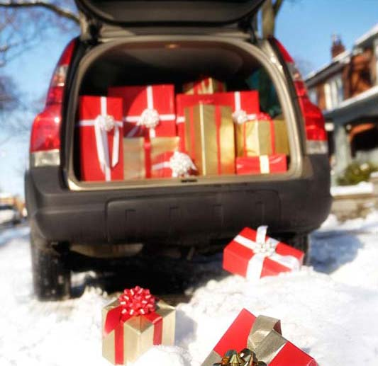 Keeping your car safe this Christmas