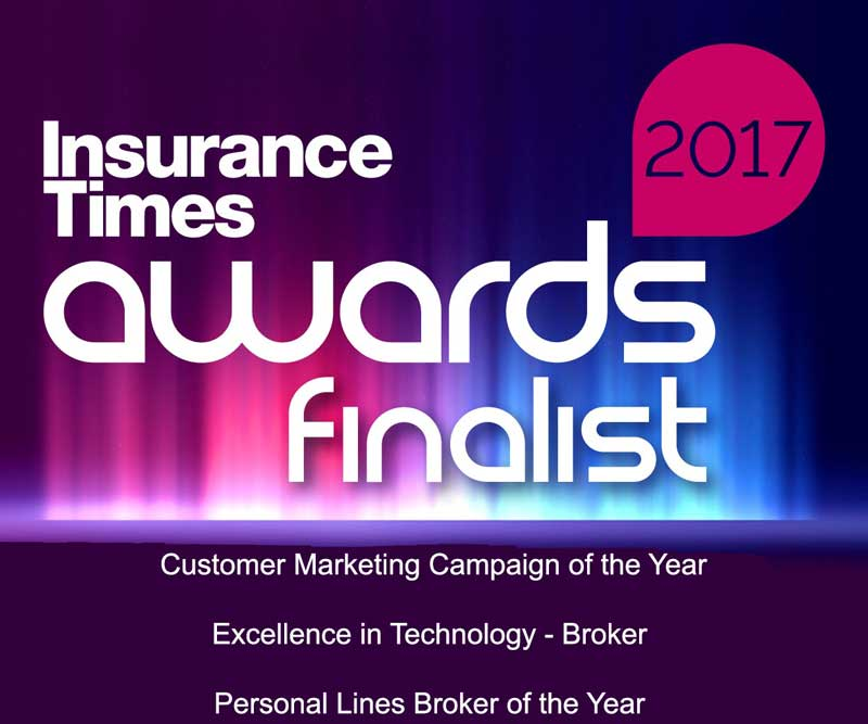 MCL Insurance shortlisted for three industry Awards