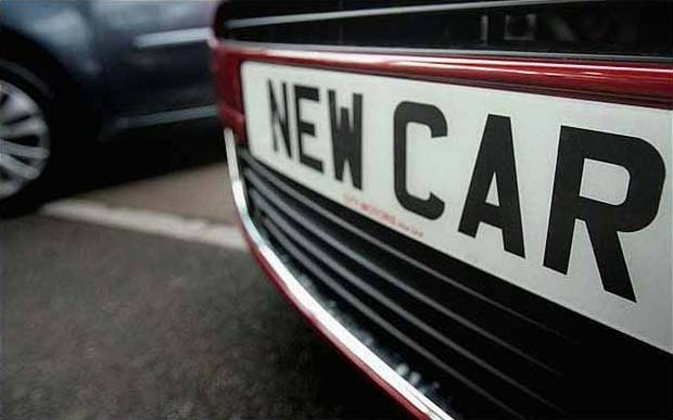 What Day Of The Week Would You Consider Buying A New Car?