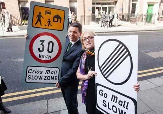 New guidelines for speed limits explained